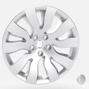 Rimetrix Orbital Silver