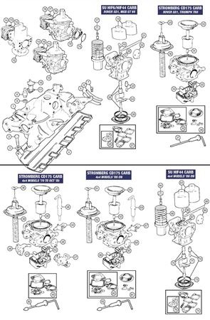 Rover V8 Inlet Manifold  Carb Models | Rimmer Bros