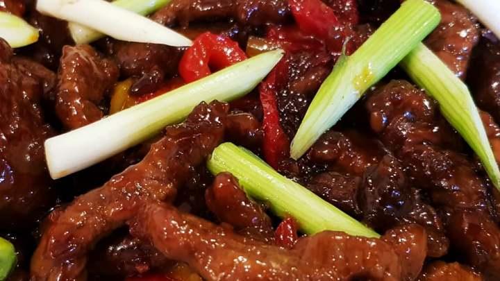 Crispy Chilli Beef