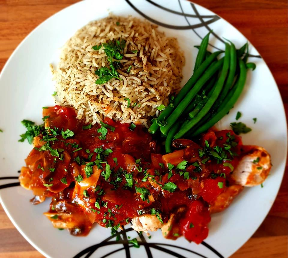 French Chicken Marengo Rimmers Recipes