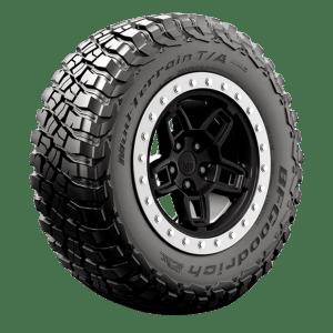 BFGoodrich Mud-Terrain T/A KM3 - 285/70R17 (121Q)