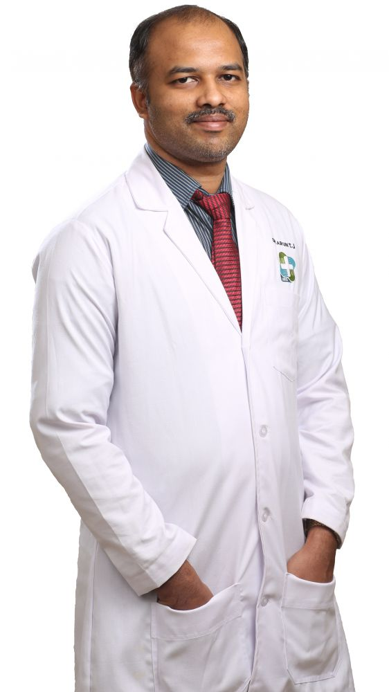 Dr. Arun TJ