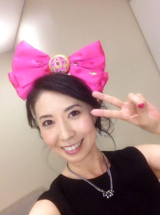 三石琴乃 沢口靖子と共演 美少女戦士セーラームーンから得た若さの秘訣|凛のTAKARA箱