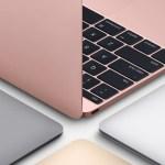 突然デタ!新型MacBook!!