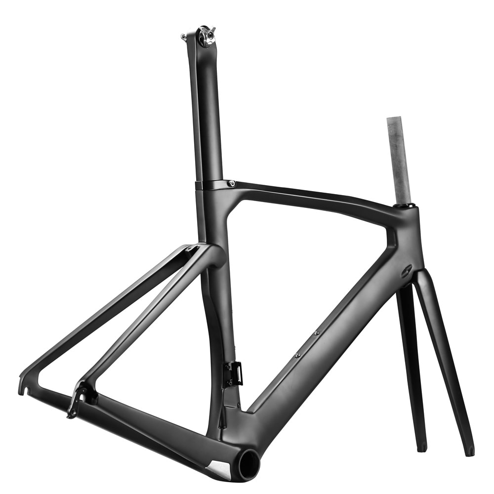 Aerodynamic Road bike frame