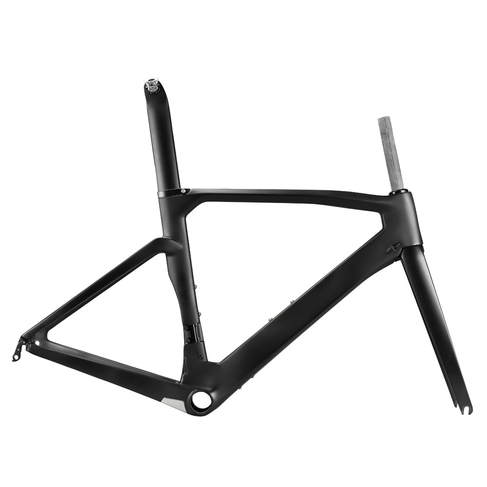 Aero road frame seatpost