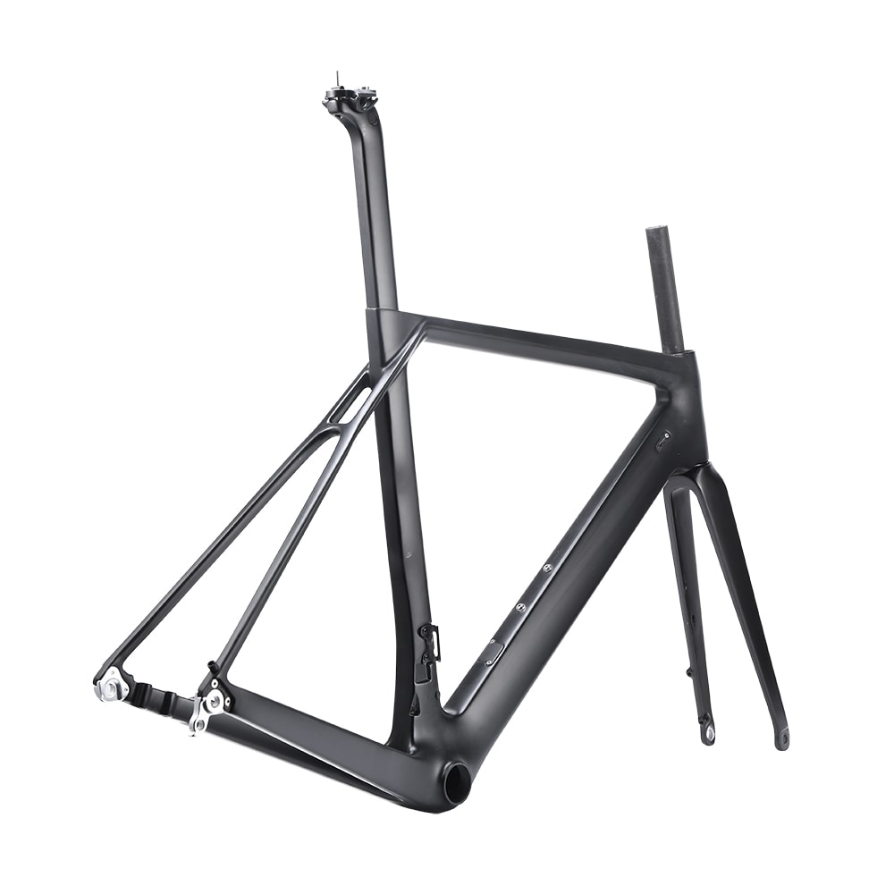 Disk Brake carbon road bike frame aero