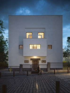 Villa Müller, obra de Adolf Loos (1927)