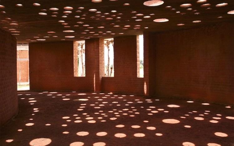 Biblioteca, Gando, Burkina Faso. (Francis Kéré, 2010- en curso)
