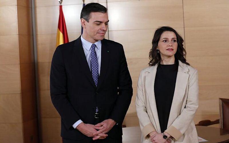 Arrimadas Sánchez