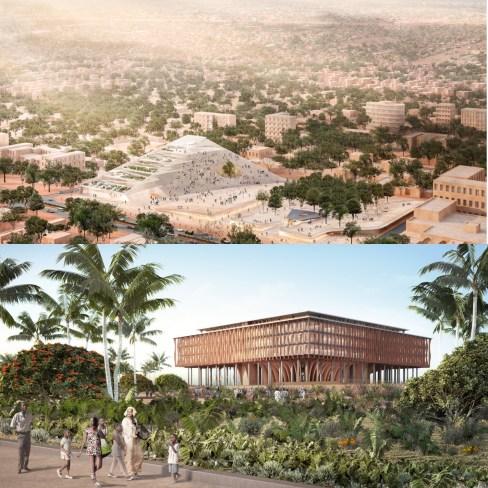 Parlamento de Burkina Faso y Parlamento Benin
