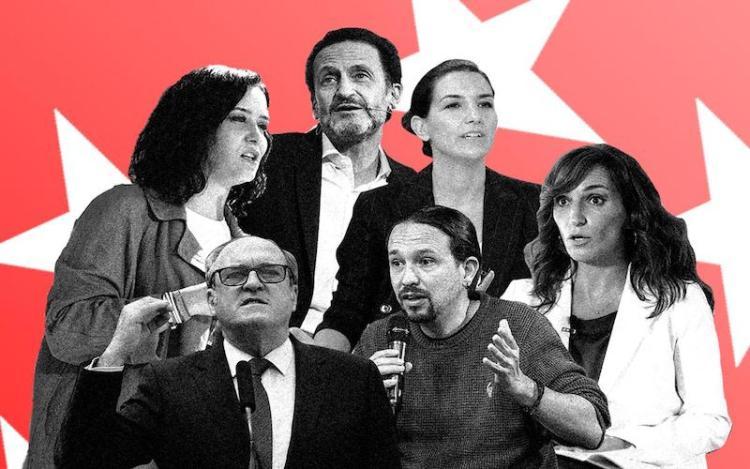Debate Madrid 4M