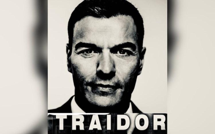 Sánchez traidor