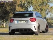 Exterior Mercedes Clase A AMG-45