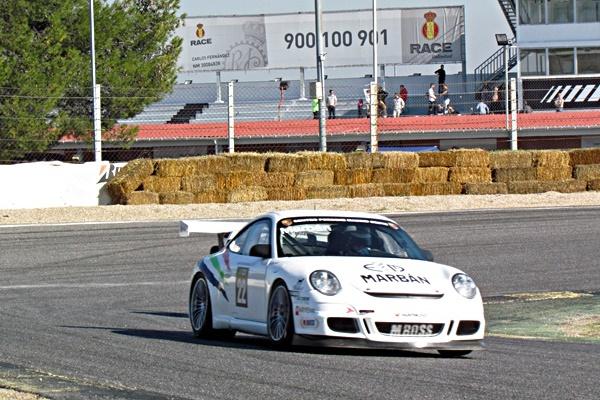 Daniel Marban Porsche GT3