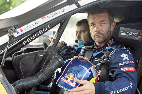 Loeb, Peugeot Dakar 16