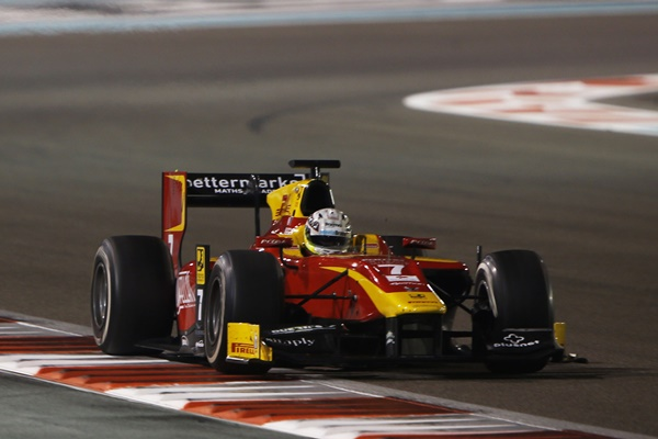 Rossi GP2 Racing Engineering