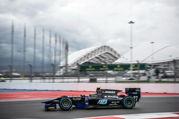 Sergio Canamasas GP2