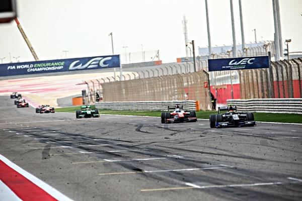 Sergio Canamasas Lazarus Bahrain
