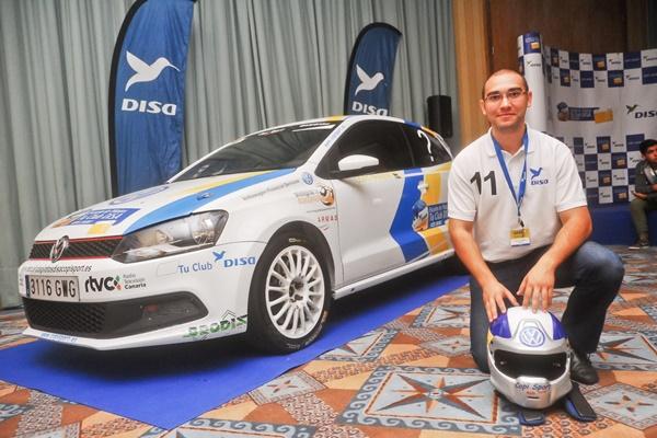 Antonio Acosta piloto escuela disa 2016