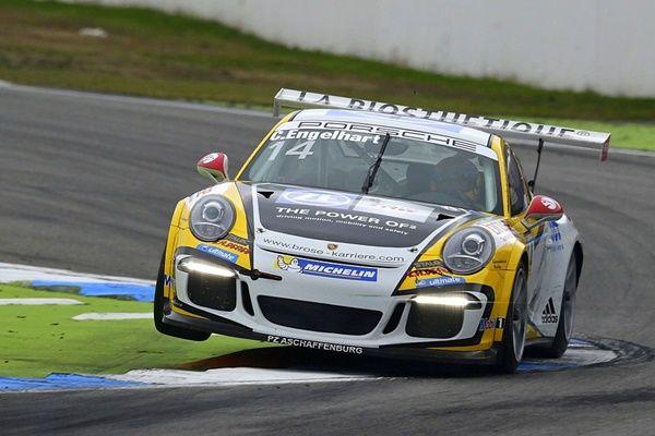 Porsche 911 GT MT racing