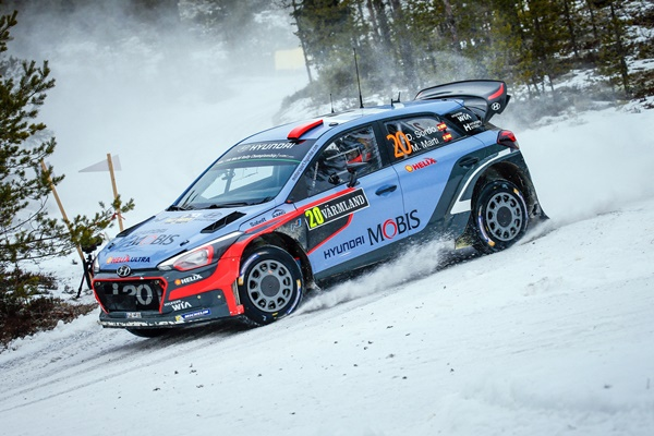 Sordo WRC Suecia