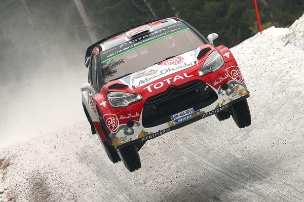 FIA WORLD RALLY CHAMPIONSHIP 2016 - WRC SWEDEN