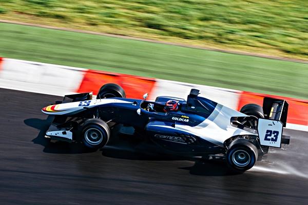 campos racing gp3 previo estoril