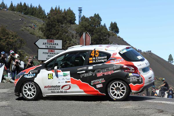 gc motorsport rallye islas canarias 2016
