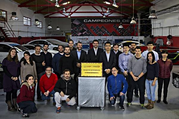 id campos racing coches electricos