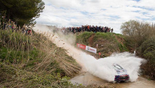 rallye circuito navarra 2016