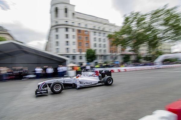 Gary Paffett, piloto probador de Williams Martini Racing