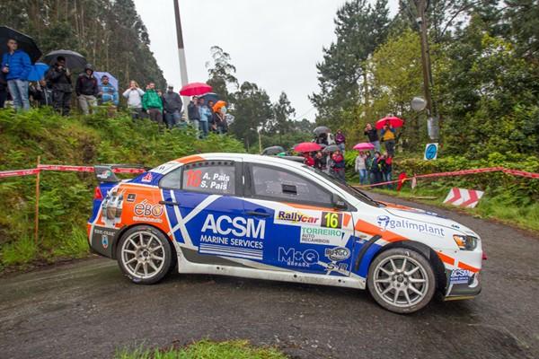 ACSM Pais rallye Ferrol 2016