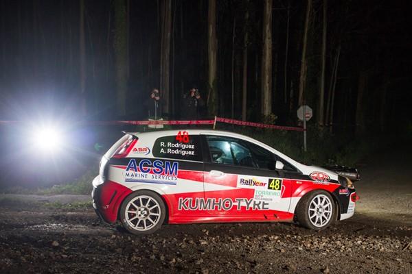 ACSM Rodriguez rallye Ferrol 2016