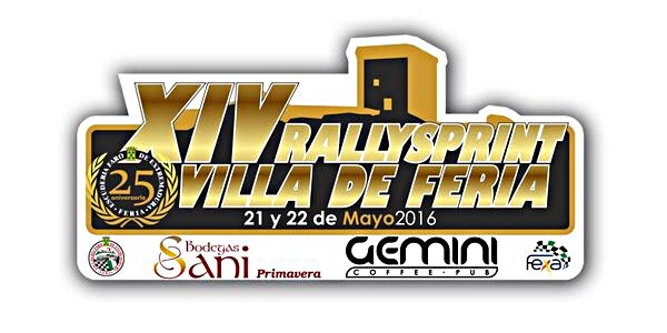 cartel rallysprint feria 2016
