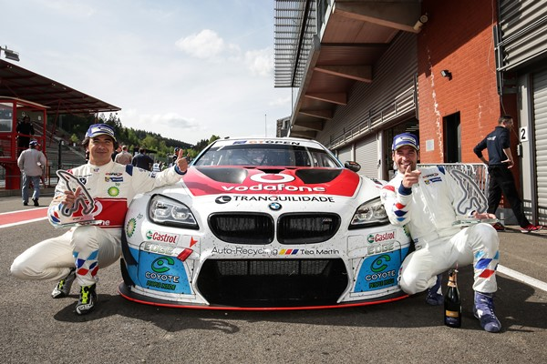rodriguez-ramos BMW M6 GT Open Teo Martin spa