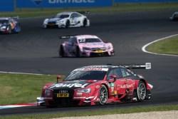 DTM Lausitzring audi molina 2016