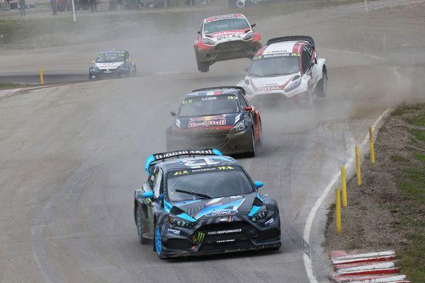 Bakkerud Loeb rallycross suecia