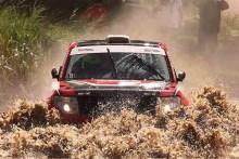 Récord de inscritos en la Baja Aragón con 135 coches y 14 camiones