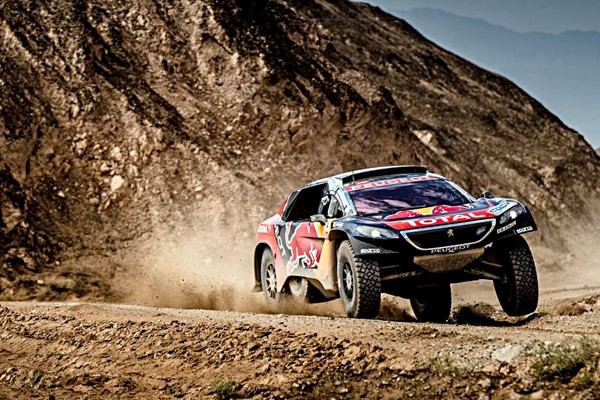 despres sil way rally peugeot 2008 dkr