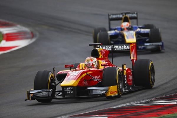 king racing enginering gp2 red bull ring