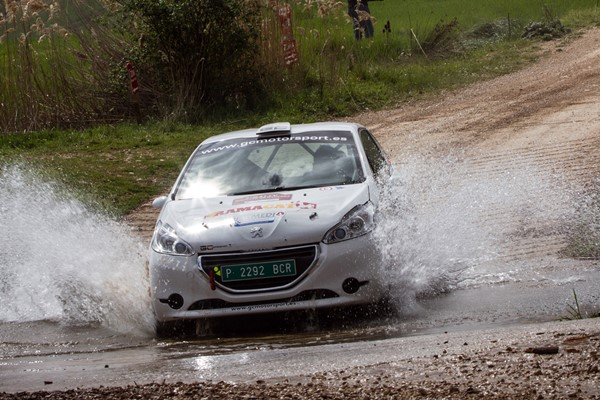 gc motorsport Bañeres-Rosell 208