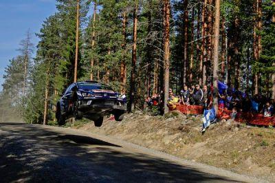 Ogier Rallye Finlandia