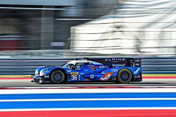 6h circuito Americas Alpine