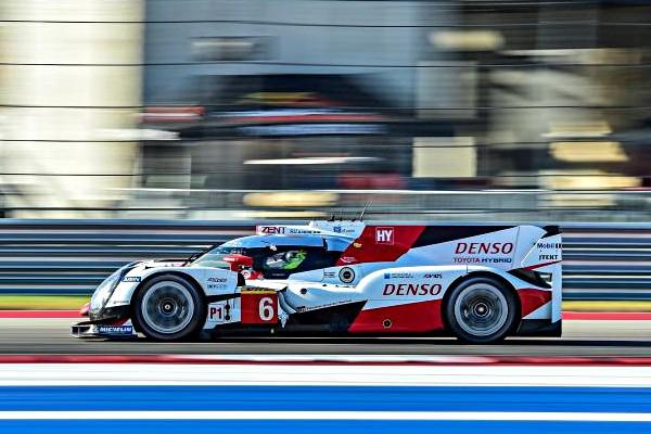 6h circuito Americas Toyota