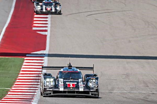 6h circuito americas Porsche