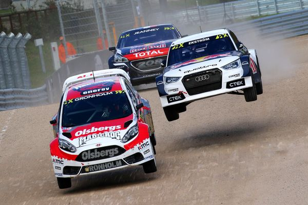 Atmosphere rallycross letonia