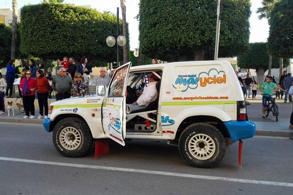 Camper Racing Previo Rallye TT Guadalajara