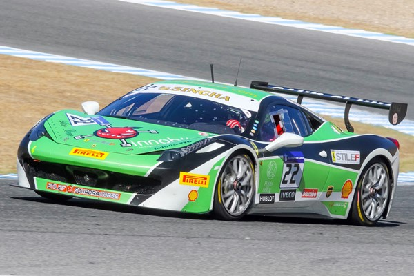 alex Palou Ferrari Challenge