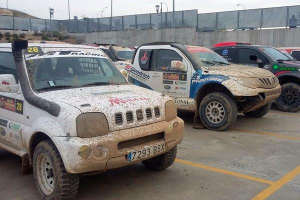 MT Racing Rallye TT Cuenca Losa